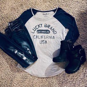Lucky Brand T-shirt size medium